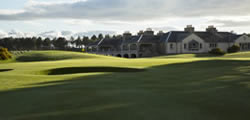 Image showing nav-link to Archerfield Links Golf Club.