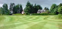 Image showing nav-link to Auchterarder Golf Club.