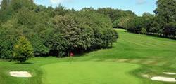 Image showing nav-link to Balbirnie Park Golf Club.