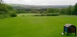 Image showing nav-link to Broomieknowe Golf Club.