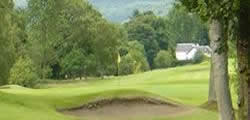 Image showing nav-link to Callander Golf Club.