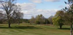 Image showing nav-link to Carluke Golf Club.