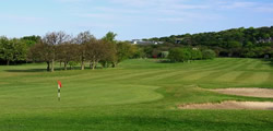 Image showing nav-link to Carrick Knowe Golf Course.