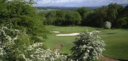 Image showing nav-link to Cochrane Castle Golf Club.