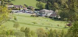 Image showing nav-link to Crieff Golf Club.