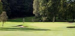 Image showing nav-link to Crow Wood Golf Club.