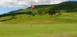 Image showing nav-link to Dollar Golf Club.