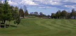 Image showing nav-link to Duns Golf Club.