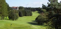 Image showing nav-link to The Eastwood Golf Club.