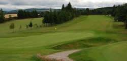 Image showing nav-link to Elgin Golf Club.