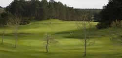 Image showing nav-link to Forres Golf Club.