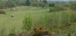 Image showing nav-link to Gleddoch Golf Course.