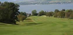 Image showing nav-link to Gourock Golf Club.
