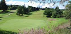 Image showing nav-link to Greenock Golf Club.