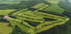 Image showing nav-link to Hamilton Golf Club.