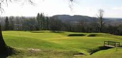 Image showing nav-link to Kilsyth Lennox Golf Club.