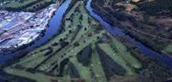 Image showing nav-link to King James V1 Golf Club.