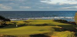 Image showing nav-link to Kingsbarns Golf Links.