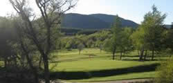Image showing nav-link to Kingussie Golf Club.