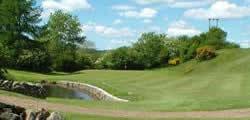 Image showing nav-link to Kirkcudbright Golf Club.