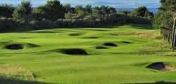 Image showing nav-link to Longniddry Golf Club.