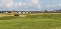 Image showing nav-link to Luffness New Golf Club.