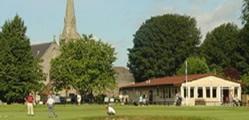 Image showing nav-link to Milnathort Golf club.