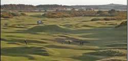 Image showing nav-link to Moray Golf Club.