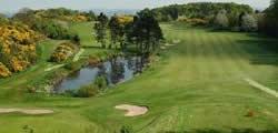 Image showing nav-link to Mortonhall Golf Club.