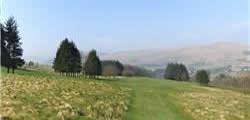Image showing nav-link to Muckhart Golf Club.