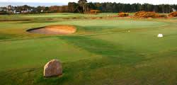 Image showing nav-link to Nairn Golf Club.