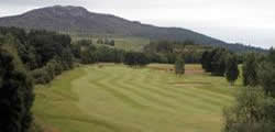 Image showing nav-link to Newtonmore Golf Club.
