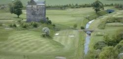 Image showing nav-link to Niddry Castle Golf Club.