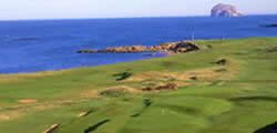 Image showing nav-link to The North Berwick Golf Club.