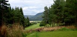 Image showing nav-link to Rothes Golf Club.