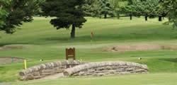 Image showing nav-link to Sandyhills Golf Club.