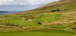 Image showing nav-link to Shetland Golf Club.