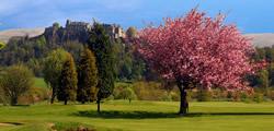Image showing nav-link to Stirling Golf Club.