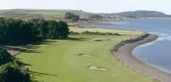 Image showing nav-link to Stranraer Golf Club.