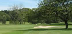 Image showing nav-link to Strathaven Golf Club.