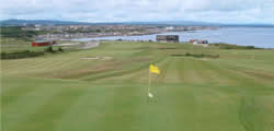 Image showing nav-link to Strathlene Golf Club.
