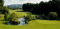 Image showing nav-link to Strathmore Golf Centre.