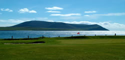 Image showing nav-link to Stromness Golf Club.