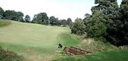 Image showing nav-link to Uphall Golf Club.