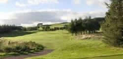 Image showing nav-link to West Linton Golf Club.