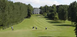 Image showing nav-link to Annanhill Golf Club.