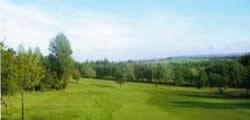 Image showing nav-link to Ballochmyle Golf Club.