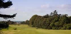 Image showing nav-link to Belleisle Park Golf Centre.
