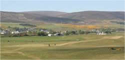 Image showing nav-link to Brora Golf Club.