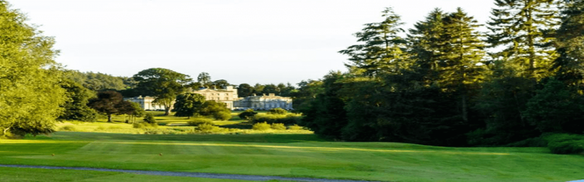 Cally Palace Golf Course Featured Image.